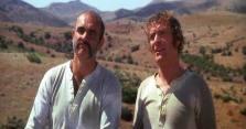 Sean Connery y MichaelCaine.