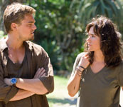 Leonardo DiCaprio y JenniferConnelly